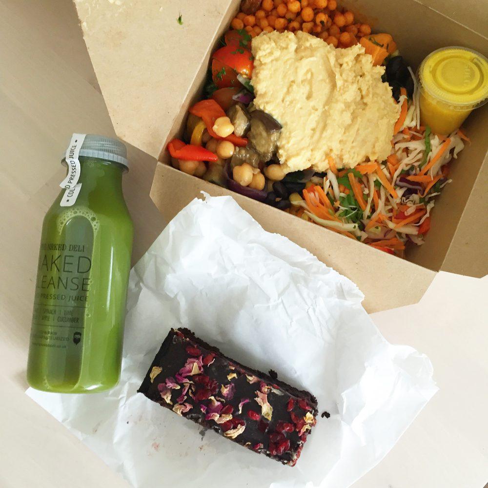 Healthy fenwick food hall