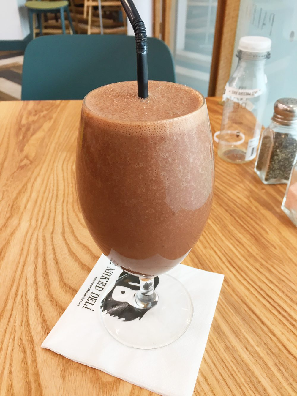 Naked deli gosforth smoothie