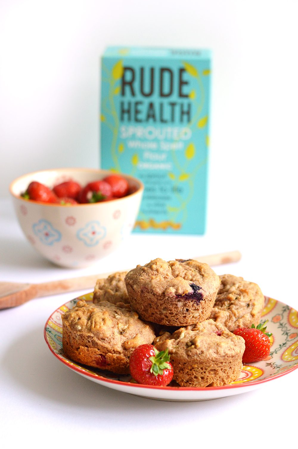 Rude health spouted grains muffins