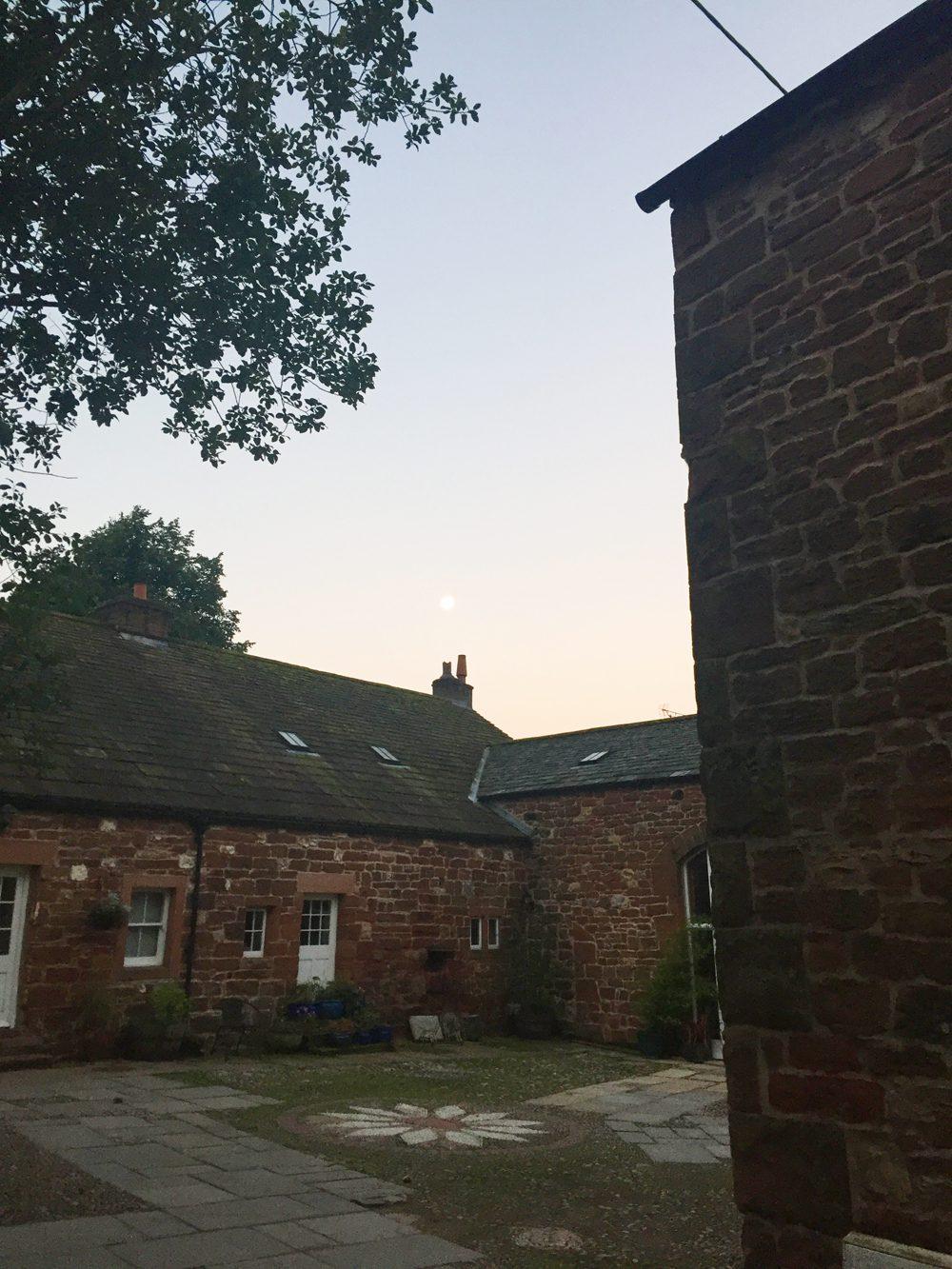 Fellside cottages
