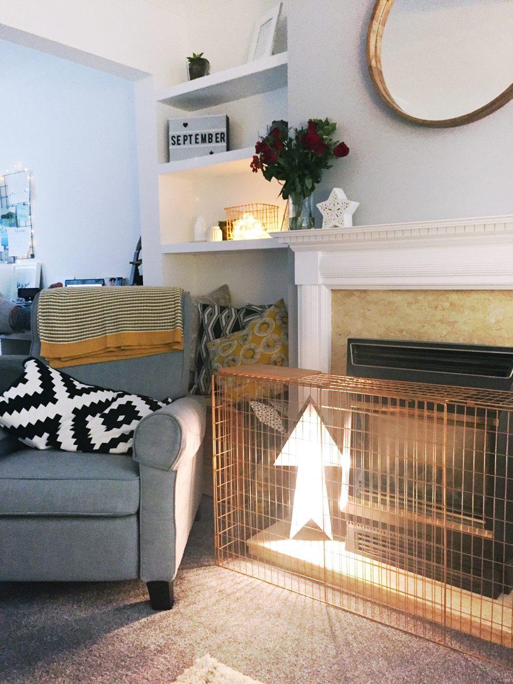 Hyggelig living room