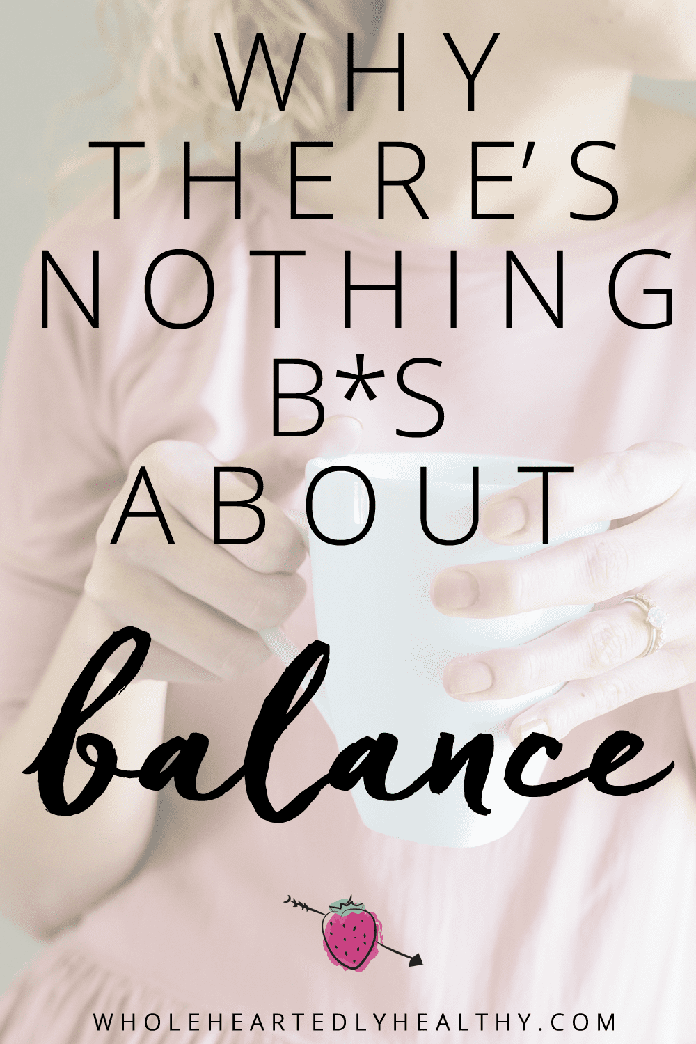 Why there s nothing bs about balance