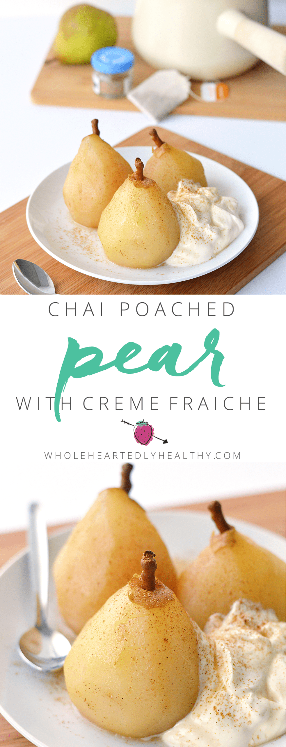 chai-poached-pears