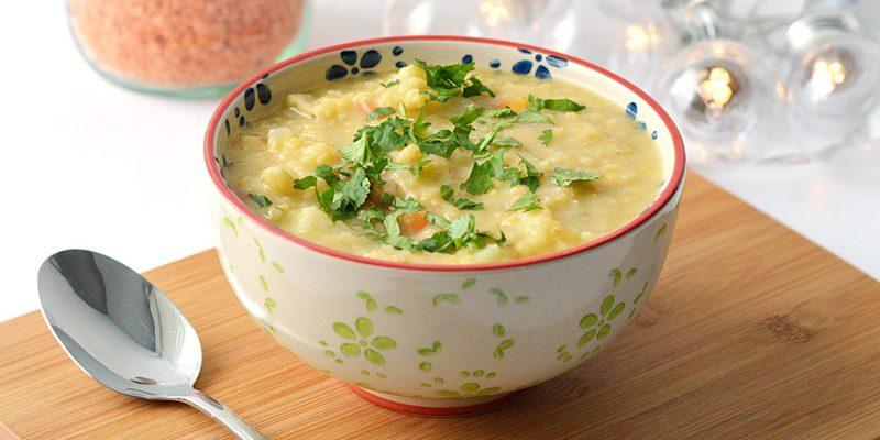 Super Simple Lentil Soup