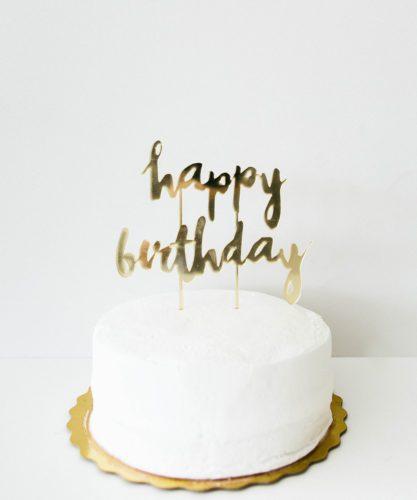 A Birthday Self Care Ritual