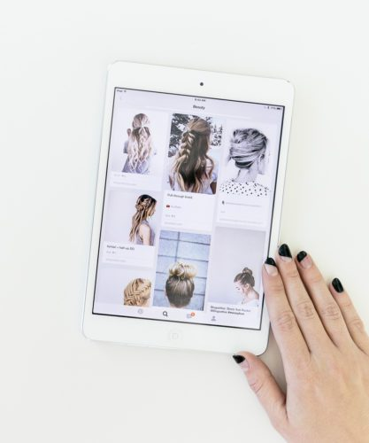 7 ways to get more organised and inspired with Pinterest