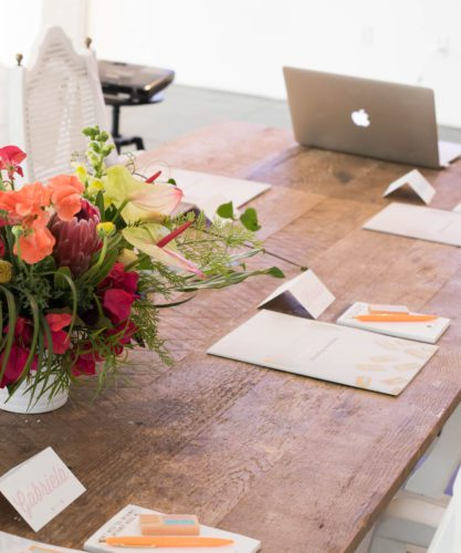 How to run a successful event or retreat