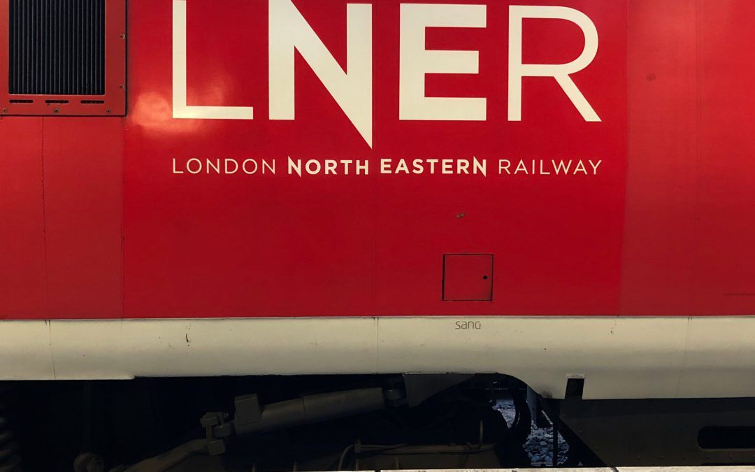 (AD) Celebrating Regional Accents with LNER's Track Record