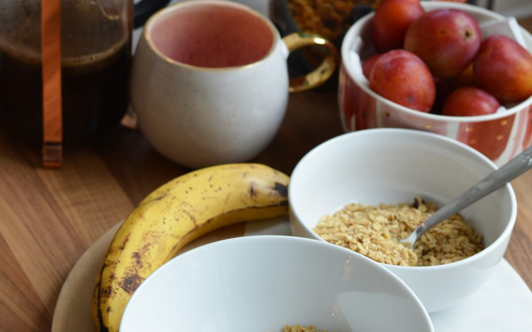 Refreshing your summer morning routine (AD)