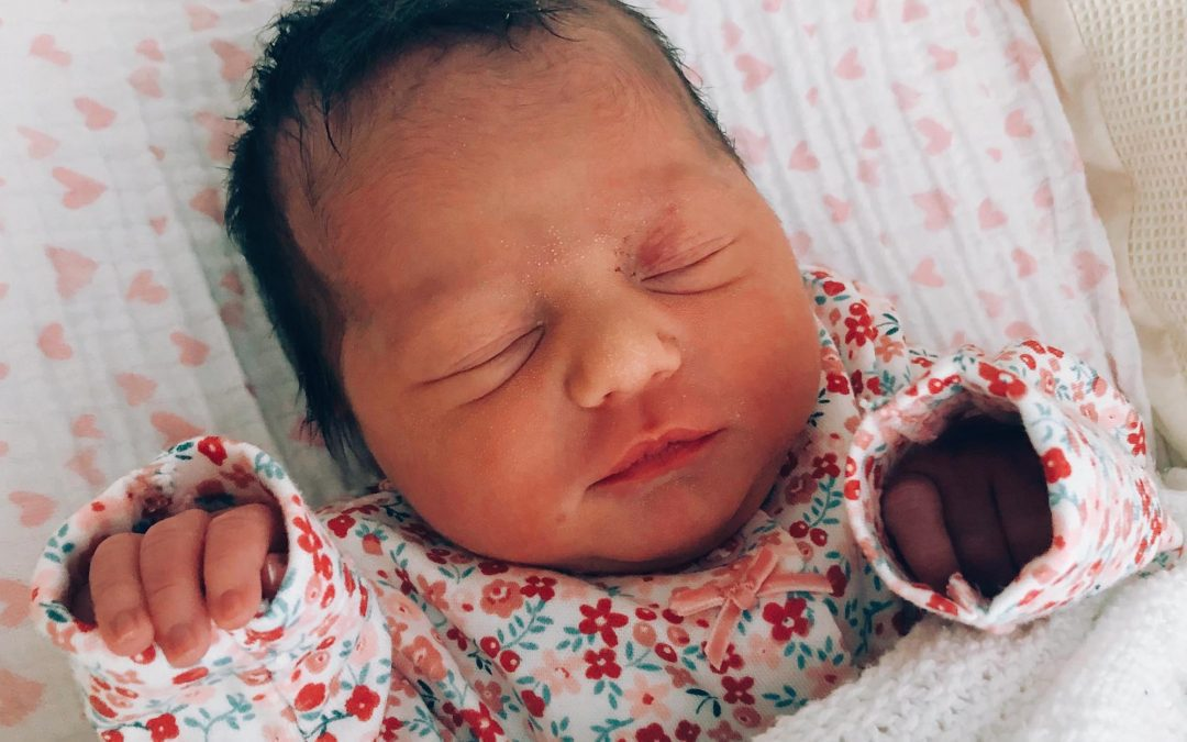 Freya's Birth Story