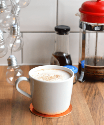 Dirty Chai Latte (and how to enjoy coffee healthily)