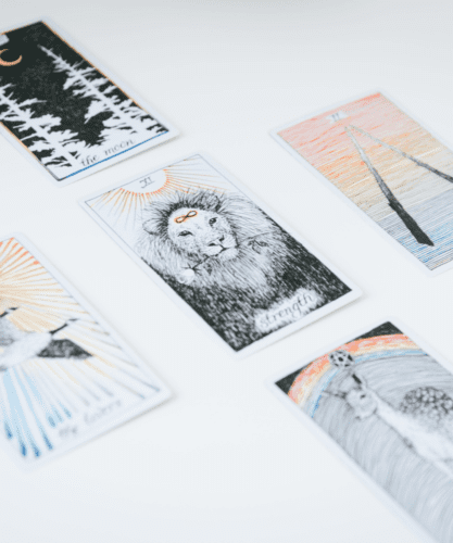 All about Oracle Cards